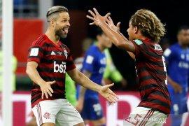 Juara bertahan Flamengo lolos final Piala Dunia Antarklub