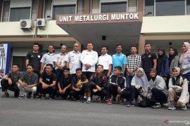 PT Timah bantu atlet pencak silat Bangka Barat