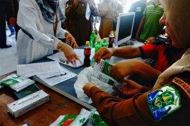 BBPOM amankan teh hijau ilegal asal Thailand di Pulau Simeulue