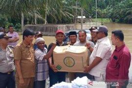 Pemkab Aceh Utara salurkan bantuan untuk korban banjir