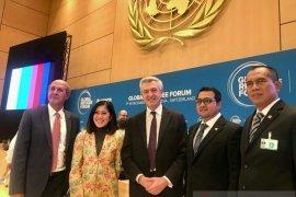 Di Jenewa, Ketua Komisi I DPR Meutya ajak dunia berbagi tanggung jawab soal pengungsi