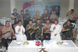 Kapolri-Panglima minta TNI/Polri kompak amankan Natal dan Tahun Baru