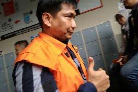 Mantan anggota DPR Bowo Sidik Pangarso dieksekusi ke Lapas Kelas 1 Tangerang