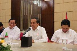 Presiden Joko Widodo paparkan jadwal pembangunan ibu kota baru