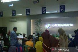 Dua ribuan peserta BPJS Kesehatan Palembang ajukan turun kelas