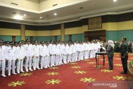 Bupati Bogor sampaikan belasungkawa atas meninggalnya seorang Kades usai dilantik