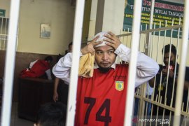 Tersandung kasus narkoba, pelantun lagu 'Aishiteru' tidak puas vonis 18 tahun penjara