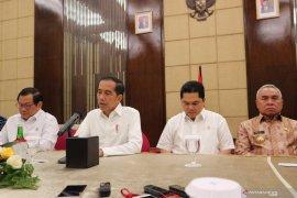 Bayangan Presiden Jokowi soal ibu kota baru: Hijau dan penuh oksigen