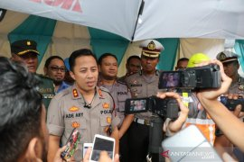 Polresta Tangerang terjunkan 800 petugas amankan Natal-Tahun Baru