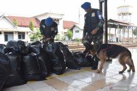 Pengamanan stasiun kereta api