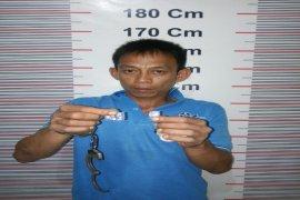 Polisi tangkap Andi pengedar sabu-sabu di Pangkalan Susu