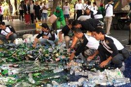 2019, Polda Bali musnahkan ribuan botol minuman keras