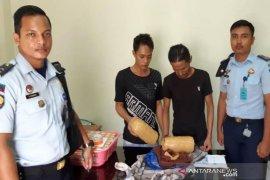 Petugas Lapas Lhokseumawe gagalkan penyeludupan ganja