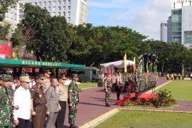 120 ribu personel TNI dan Polri amankan Natal 2019 dan  Tahun Baru 2020