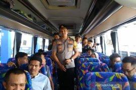 Polres Garut siagakan personel di jalur macet dan wisata selama Operasi Nataru
