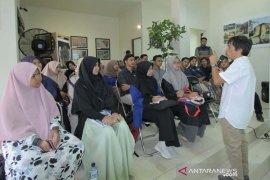 Workshop Jurnalistik HUT Antara