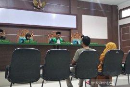 Kepala sekolah dan wakilnya dihukum cambuk 30 kali di Aceh Jaya