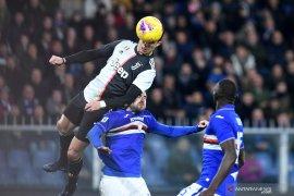 Lompatan tertinggi Ronaldo bukan saat lawan Sampdoria