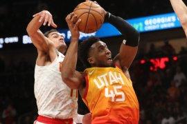 Basket, NBA - Jazz membuat Hawks telan kekalahan keenam berturut-turut