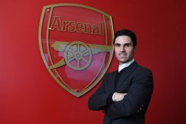 Arteta tuntut tanggung jawab para pemain Arsenal