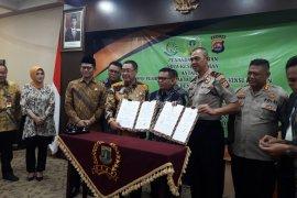 Penanganan masalah hukum DPRD Banten MoU dengan Polda dan Kejati