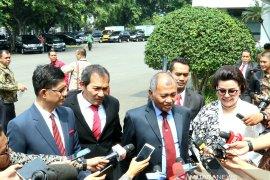 Mantan Komisioner KPK dukung tokoh-tokoh Dewan Pengawas