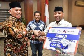 Fotografer Antara raih juara foto anugerah jurnalistik Aceh Hebat