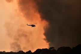 Australia berikan kompensasi untuk sukarelawan pemadam kebakaran