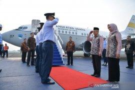 Wapres Ma'ruf Amin hadiri Peringatan HKSN ke-62 di Banjarbaru Kalsel