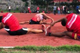 Timnas Paraatletik  30 persen atlet baru