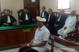 Divonis 12 tahun penjara,  Mantan Wagub Bali ajukan banding