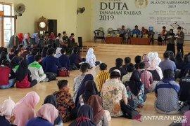 Seleksi Duta Tanaman Kalbar 2019