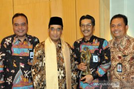 PT Dharma Lautan Utama Raih Penghargaan Transportation Safety Management Award 2019