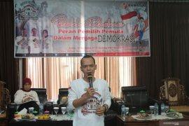 Bawaslu Kabupaten Bangka Barat tingkatkan peran pemilih pemula pada Pilkada 2020