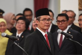 KPK OTT Komisioner KPU Wahyu Setiawan