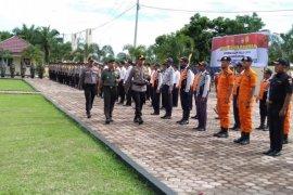 Polres Mukomuko siapkan 190 personel pengamanan Natal