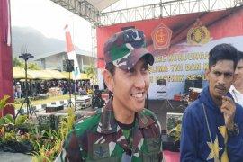 Satu anggota TNI gugur dalam  kontak tembak dengan KKB di Ugimba