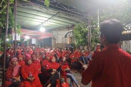 PDIP Surabaya garap para pemilih perempuan dan milineal di Pilkada 2020