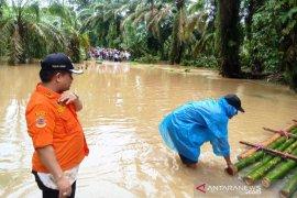 Sembilan kecamatan di Limapuluh Kota terdampak banjir