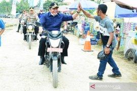 Rakor ke Pagaralam, Gubernur imbau masyarakat tidak perlu khawatir atas serangan harimau