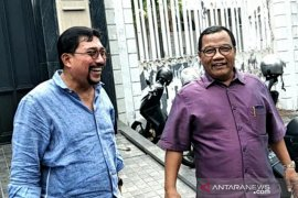 Datangi kediaman Machfud Arifin, Masfuk bahas Pilkada Surabaya