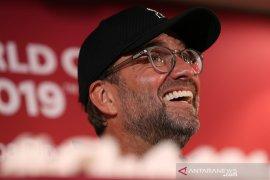 Klopp : Liverpool dapat segera ubah fokus kejar gelar Liga Inggris