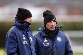 Rodgers sebut lawan Man City jadi pembuktian Leicester dalam persaingan juara