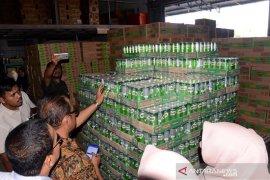BBPOM Banda Aceh razia produk pangan di pusat perbelanjaan