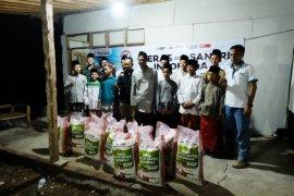 ACT Madiun distribusikan 1 ton beras untuk santri