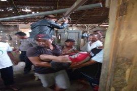 Buruh bangunan asal Serdang Bedagai tewas gantung diri di dapur rumah