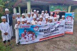 ACT Sumut salurkan bantuan ke Pesantren Sabilul Hafidzin.