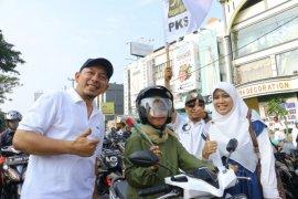 PKS Depok gelar Flashmob dalam peringati Hari Ibu