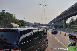 Jasa Marga memperpanjang 'contraflow' sampai kilometer 61