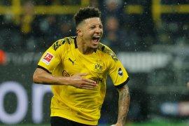 Chelsea, MU dan Liverpool bersaing dapatkan Jadon Sancho